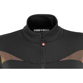 Castelli Sinergia Full Zip Jersey Women light black